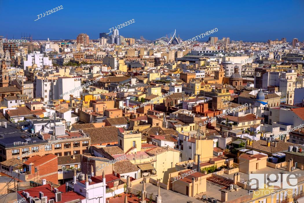 Stock Photo: VALENCIA, SPAIN.
