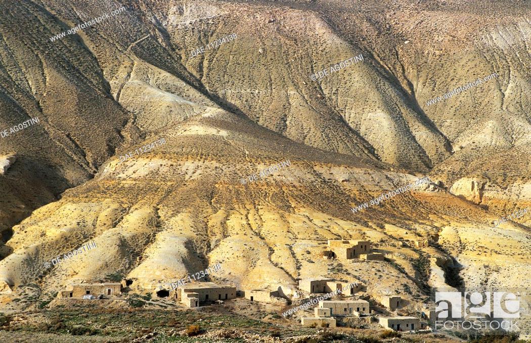 Imagen: Shaubak castle, Jordan, 12th century.