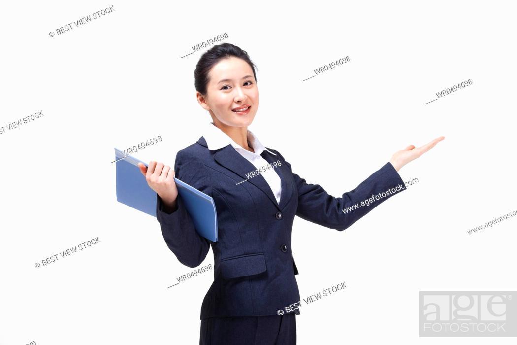 Imagen: Business people.