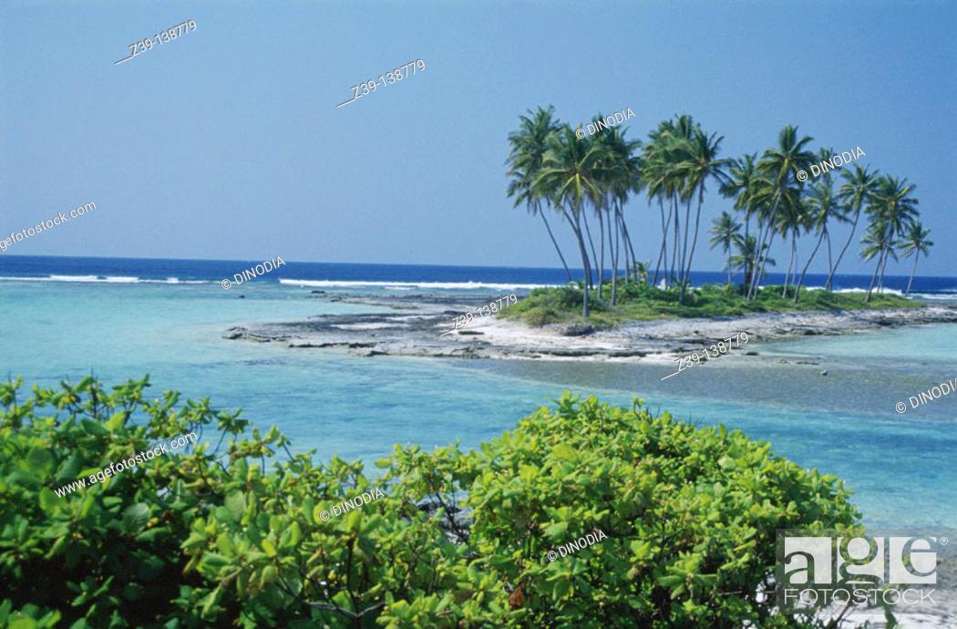 IMG PITTI Island (Lakshadweep, India)