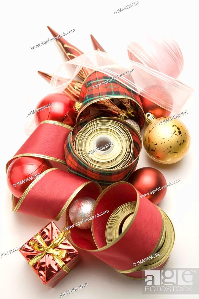 Stock Photo: Gift, Ribbon.