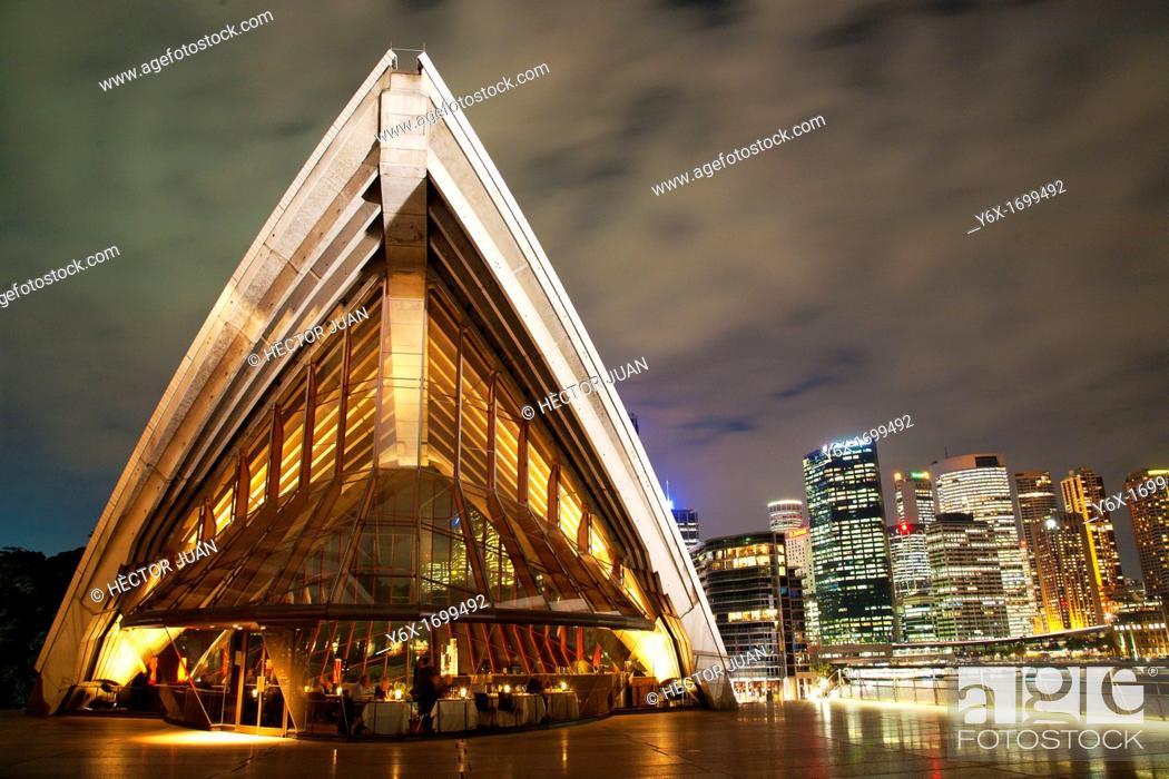 Stock Photo: The Opera House.