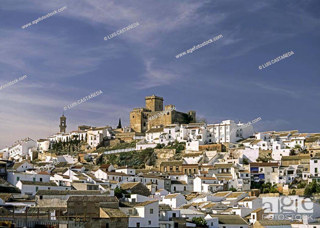 Stock Photo: Espejo (Cordoba) Spain.
