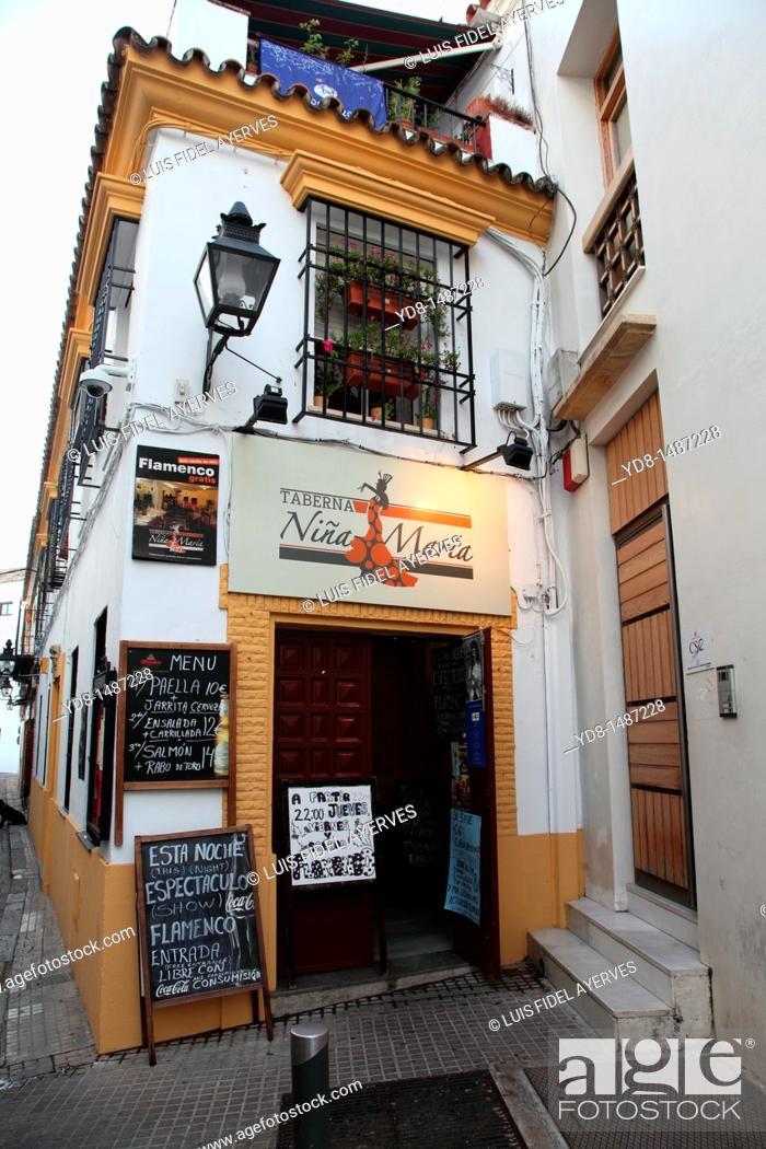 Facade Restaurant Cordoba Stock Photos And Images Agefotostock