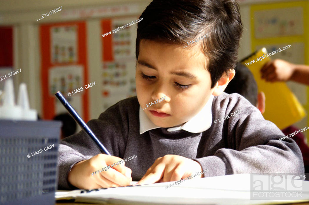 Stock Photo: young student.