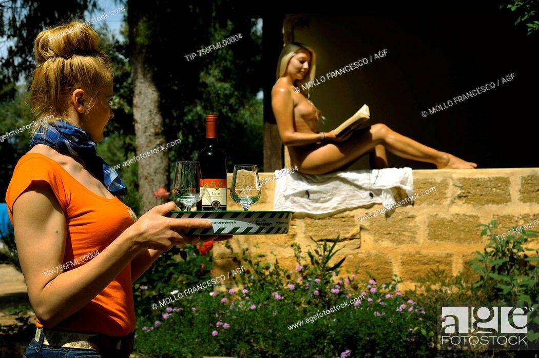 Nudist italian PUSSY: A
