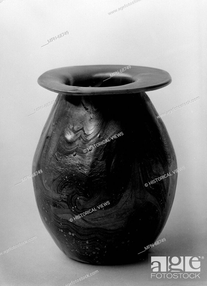 6fba622b926 Stock Photo - Vase. Designer  Designed by Louis Comfort Tiffany (American