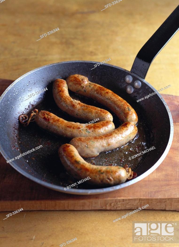 Stock Photo: Mutton sausages Kolbaski iz baraniny, Azerbaijan.