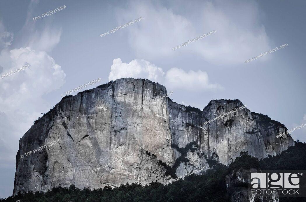Imagen: Xianju Mountain.