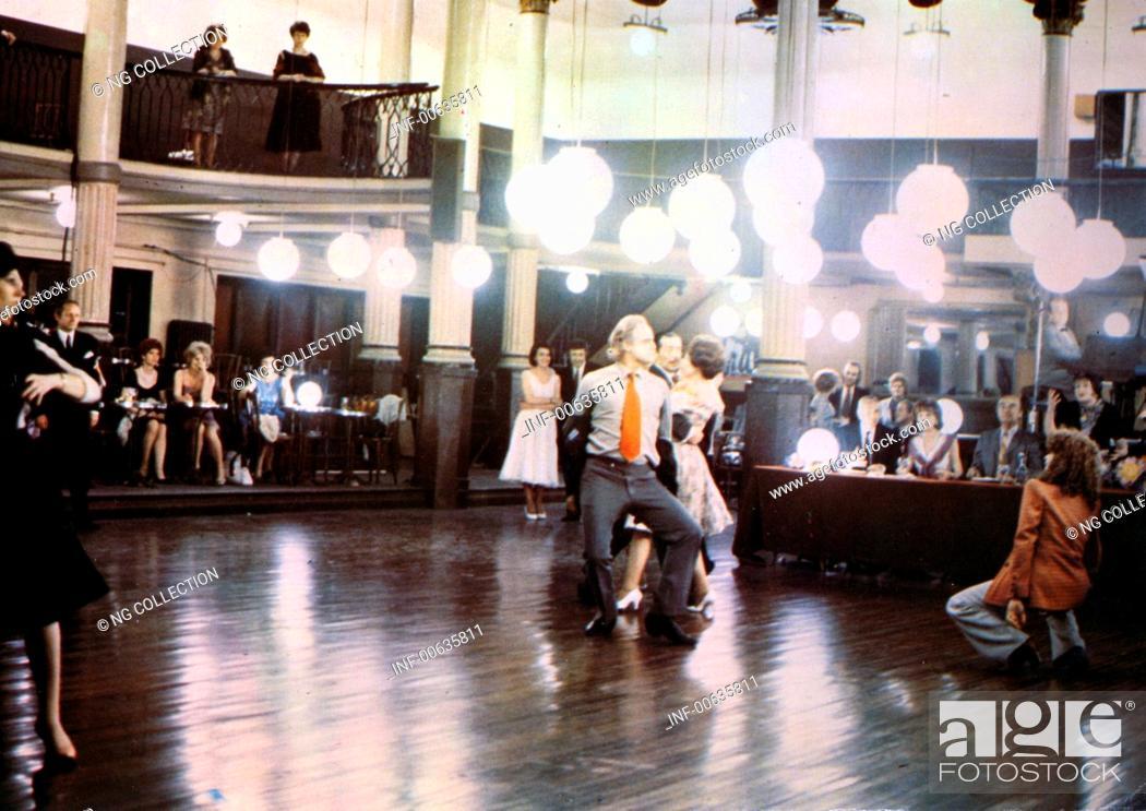 Stock Photo: movie, Last Tango in Paris Le Dernier Tango A Paris / L'Ultimo Tango a Parigi, ITA / FRA 1972, director: Bernardo Bertolucci, scene with: Marlon Brando.