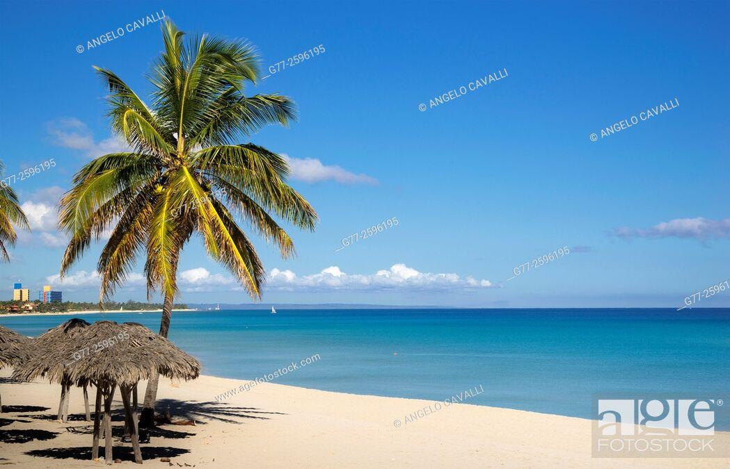 Stock Photo: Varadero, Cuba.