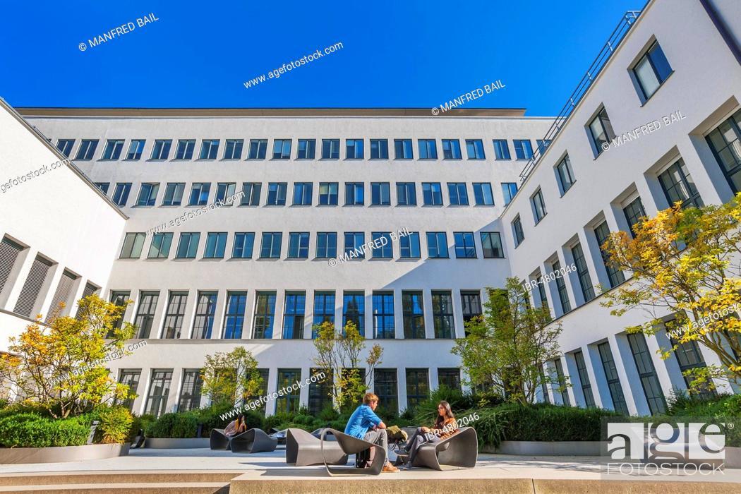 Technical University Munich TUM, Munich, Upper Bavaria