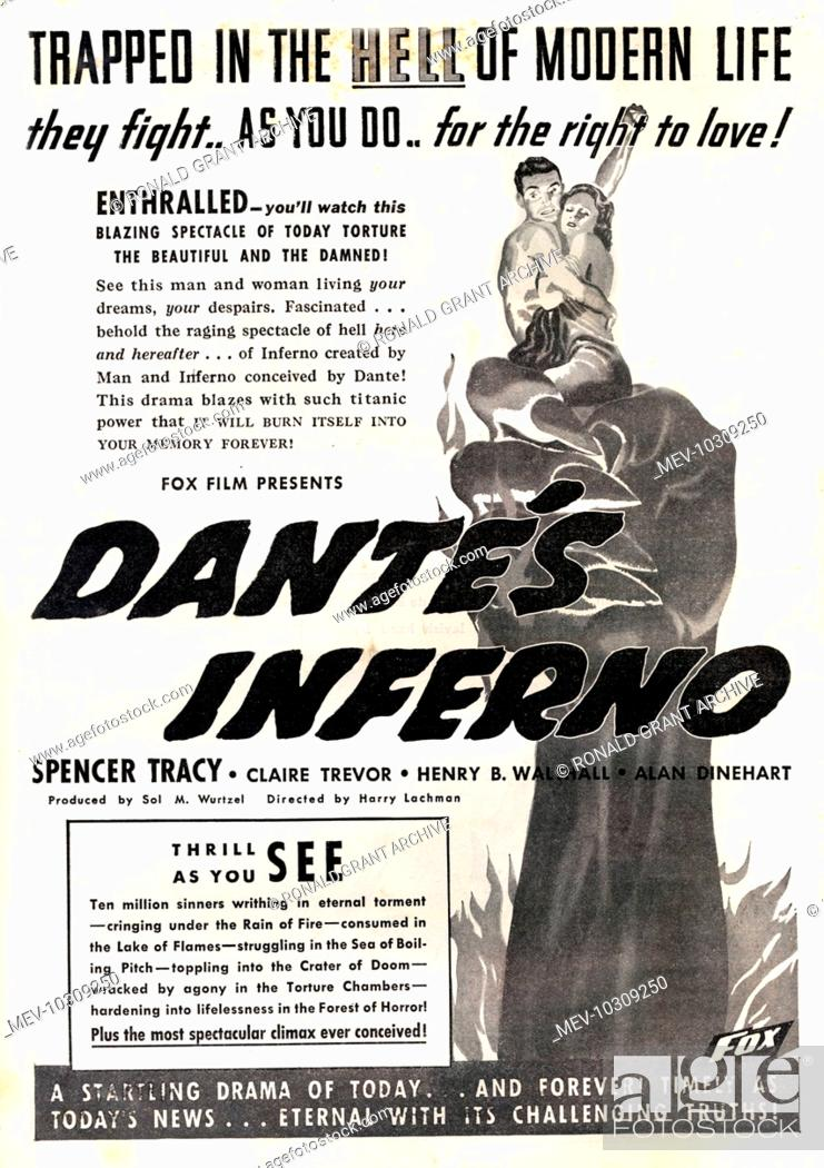 DANTE'S INFERNO (US 1935) DIRECTED BY HARRY LACHMAN WITH