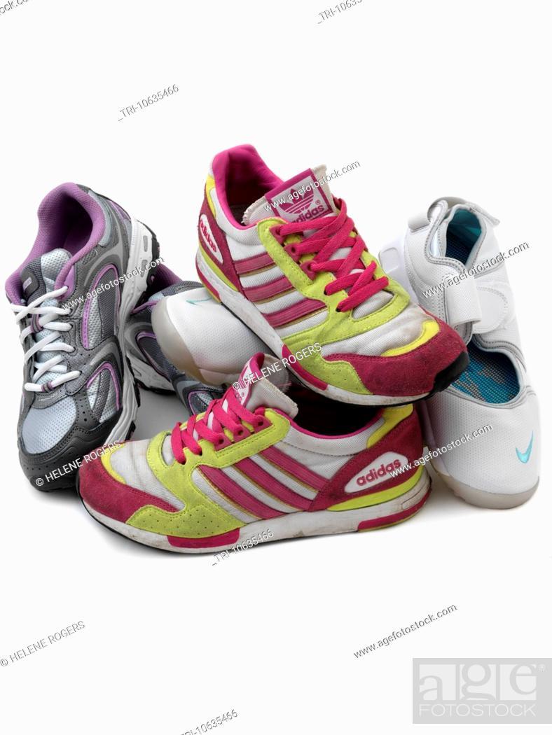 Nike Air Rift, Stock Photo