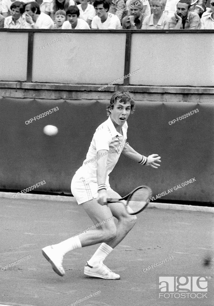 Tennis Legends Ivan Lendl