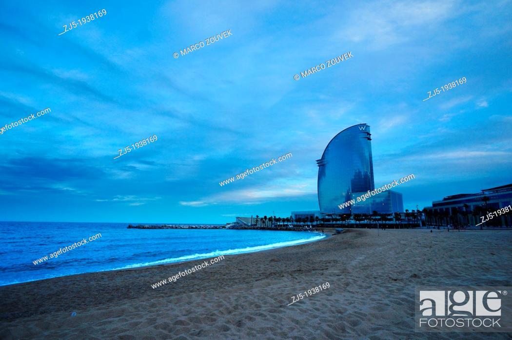 Imagen: W Hotels Barcelona, Spain.