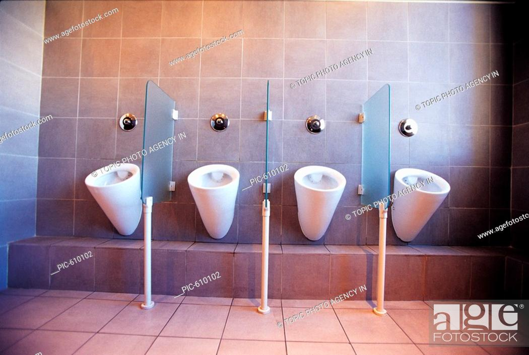 Public Toilet Nice France Stock Photo Picture And Rights