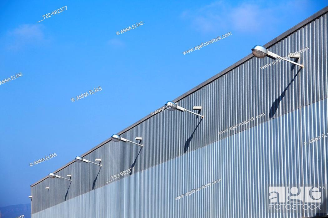 Stock Photo: biodiesel company in Almeria,empresa de biodiesel en Almeria.