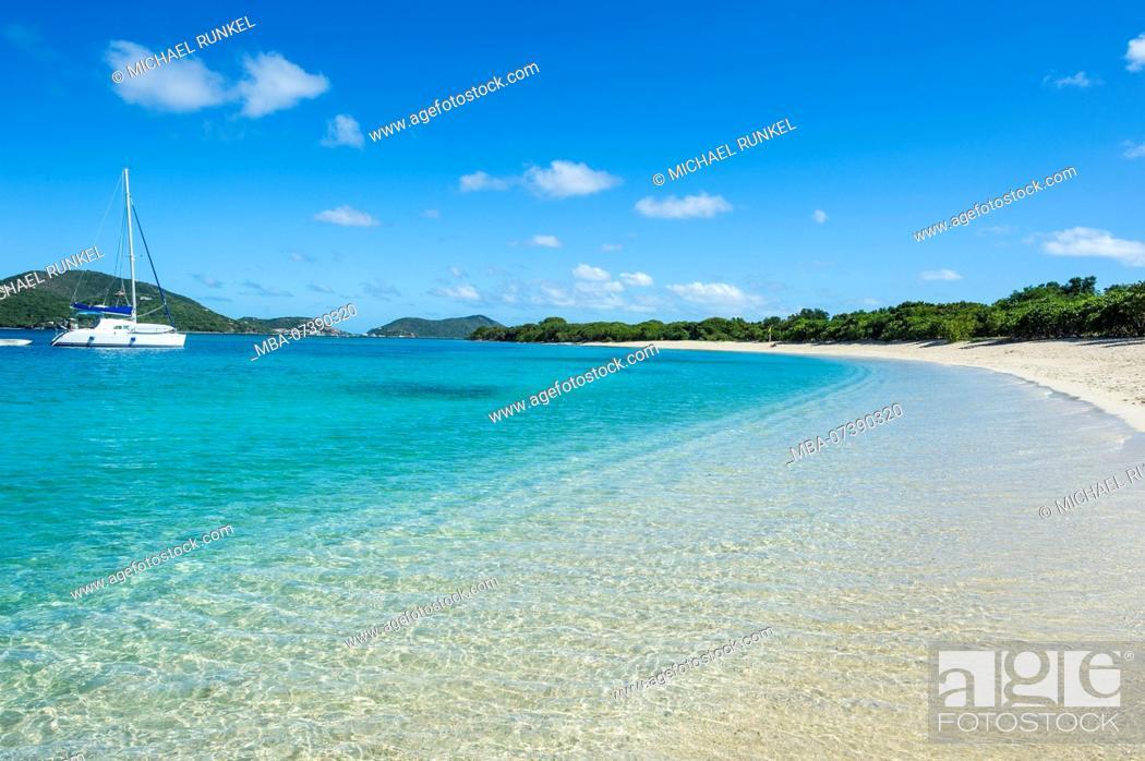 Long Bay Beach Beef Island Tortola