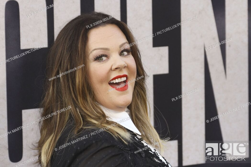 """Stock Photo: Melissa McCarthy at Warner Bros. Pictures' """"""""The Kitchen"""""""" Premiere held at the TCL Chinese Theatre, Los Angeles, CA, August 5, 2019."""