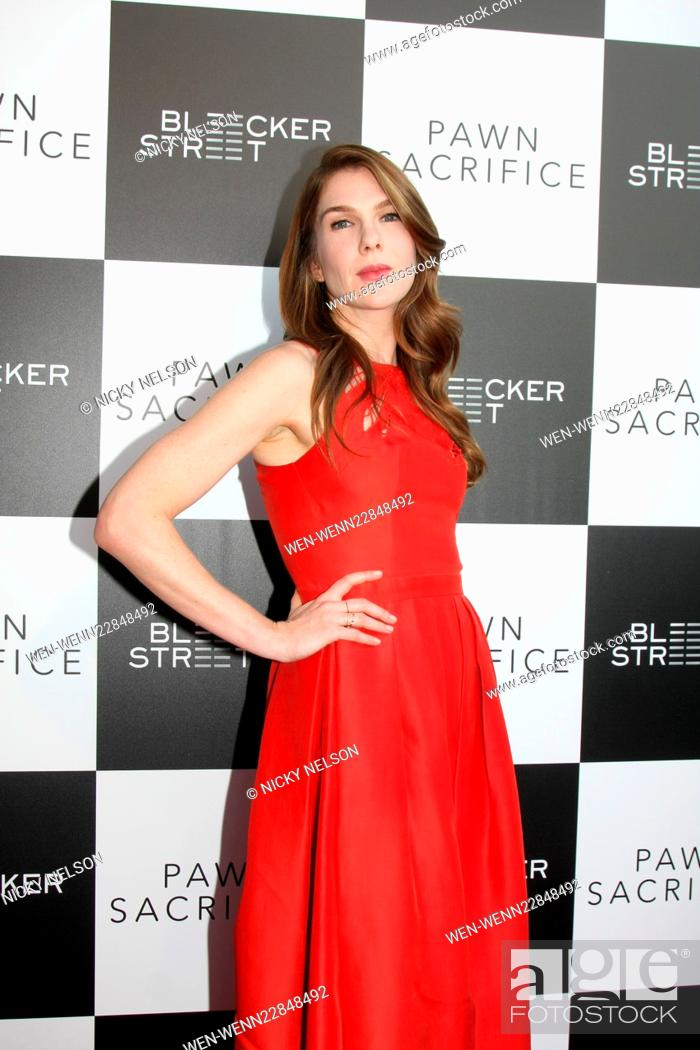 Premiere of 'Pawn Sacrifice' at Harmony Gold Theatre