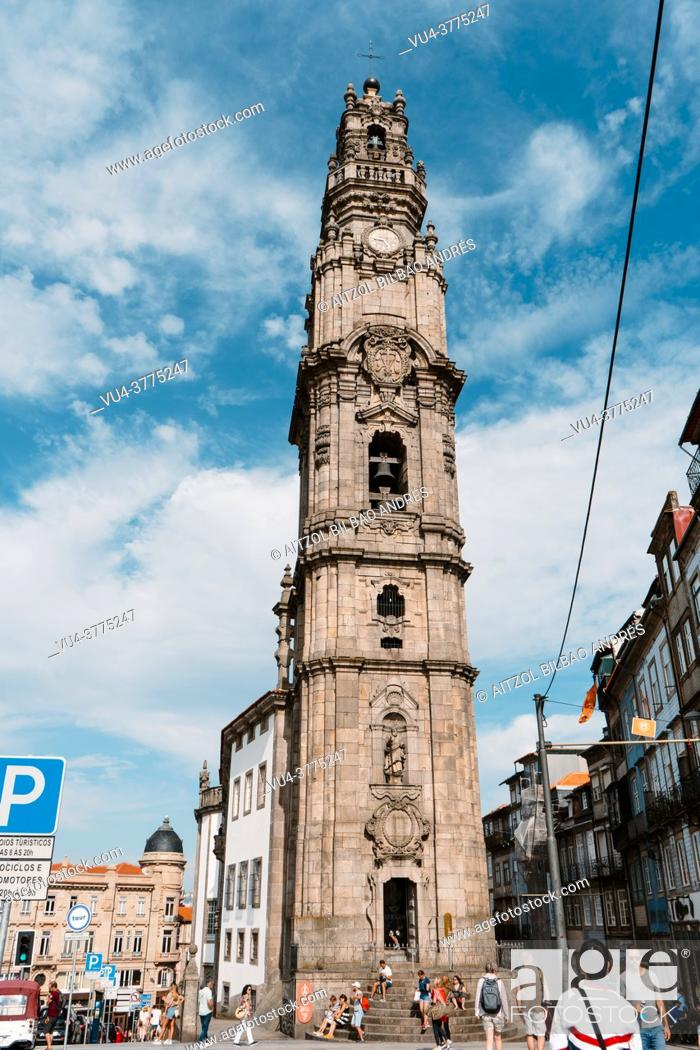 Stock Photo: Porto or Oporto is the second-largest city in Portugal and one of the Iberian Peninsula's major urban areas.