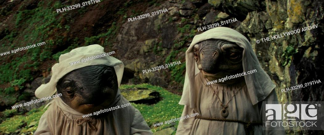 "Imagen: Caretakers, """"Star Wars: The Last Jedi"""" (2017) Lucasfilm Ltd."