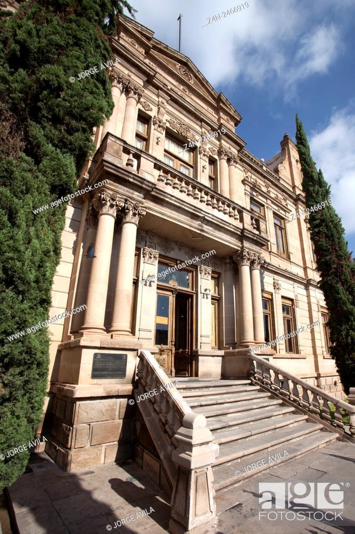 Imagen: Regional Museum, Durango, Mexico.