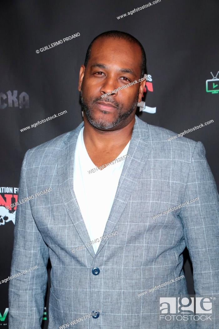 Stock Photo: Cracka Film Premiere at Cinelounge in Hollywood, California Featuring: Dave Hill Where: LA, California, United States When: 18 Jun 2021 Credit: Guillermo.