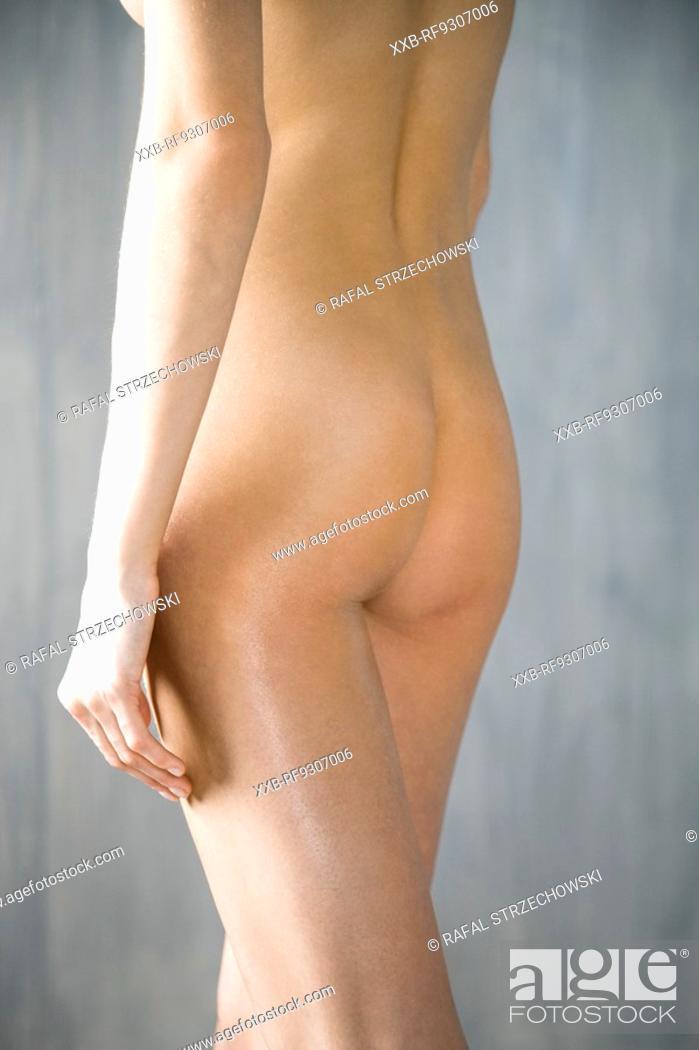 Stock Photo: beauty nude woman.