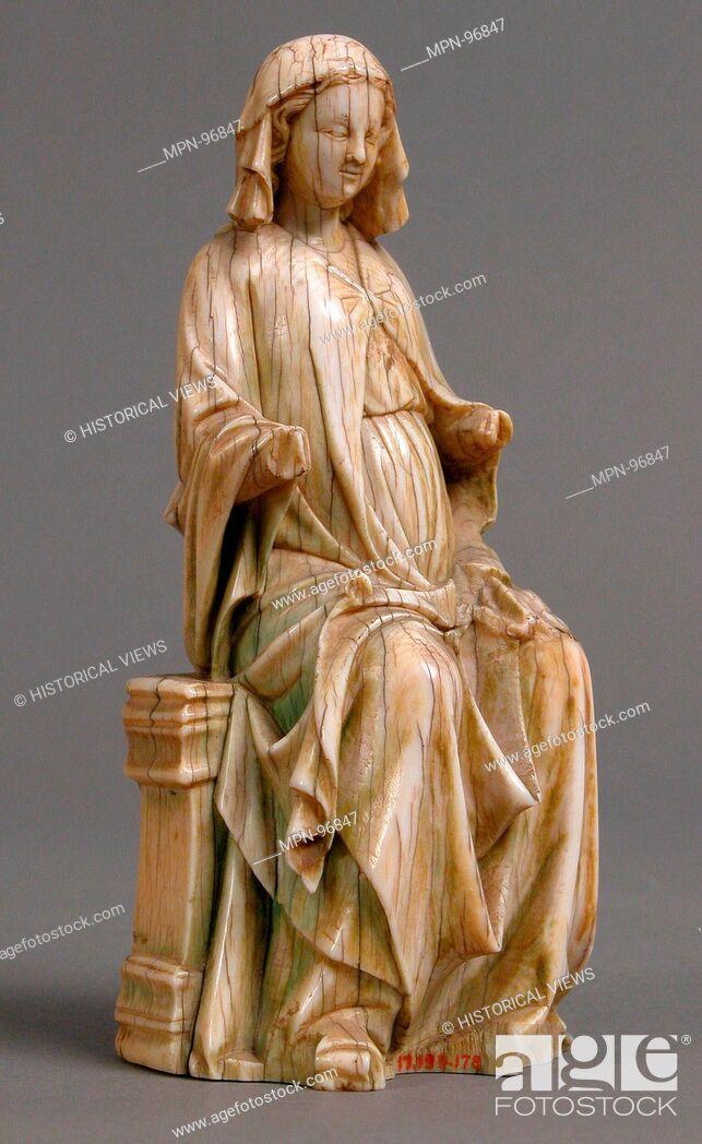 Virgin  Date: ca  1300