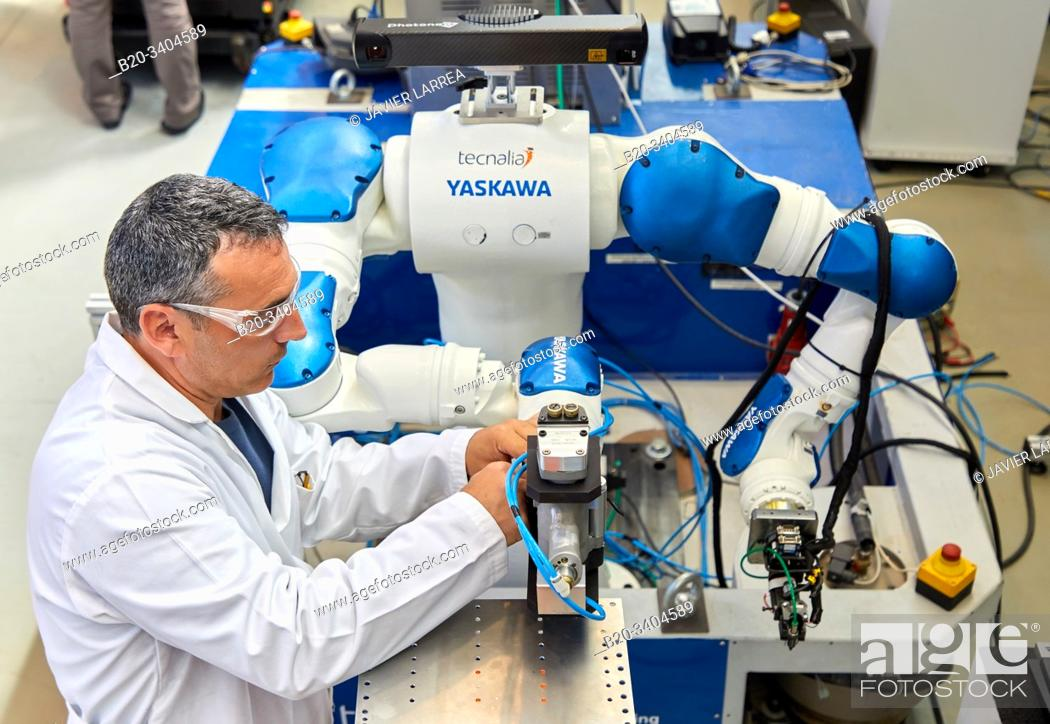 Imagen: VERSATILE, a project that seeks to overcome the technological barrier that prevents having flexible robotics facilities in production lines.