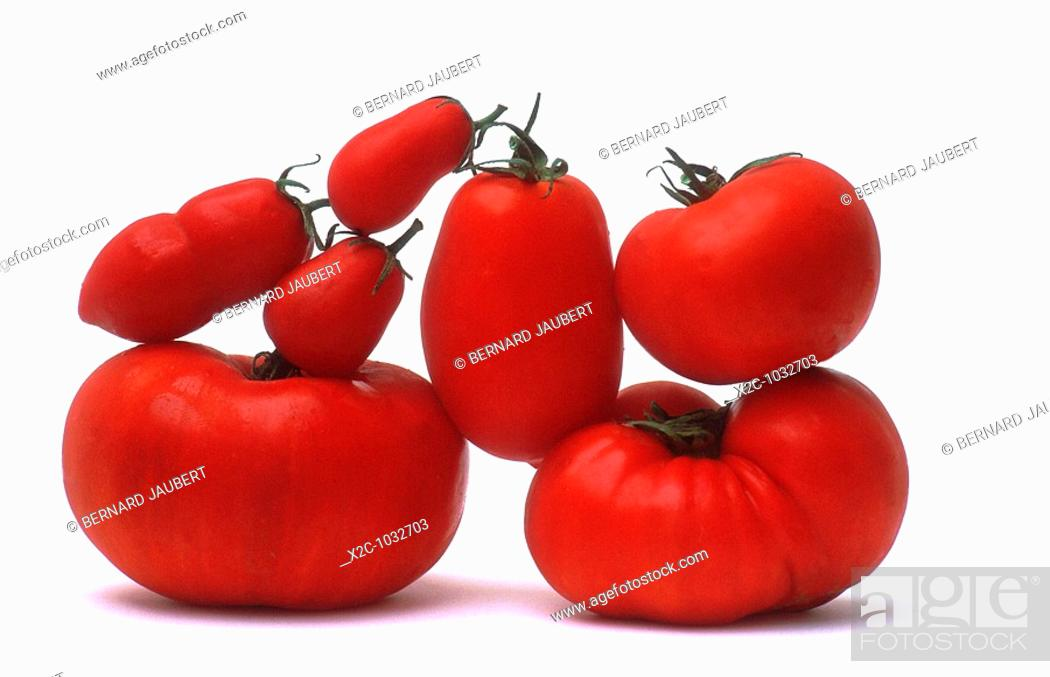 Stock Photo: Tomatos.