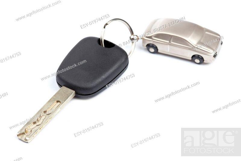 Photo de stock: Car key.