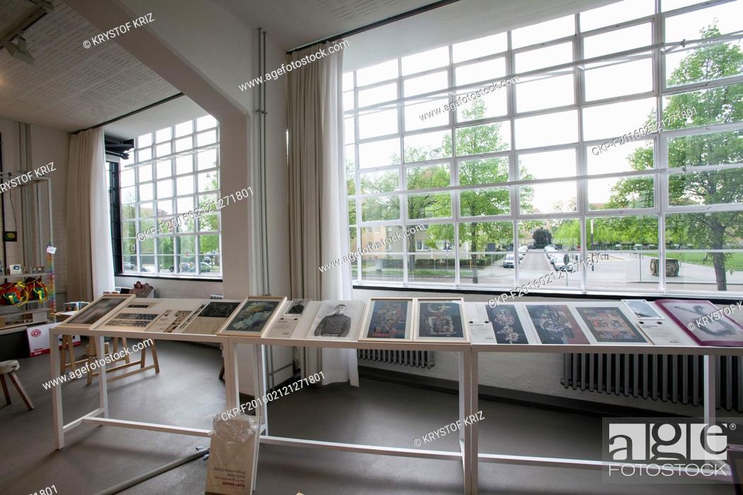 Famous School Of Art And Design In Weimar Germany