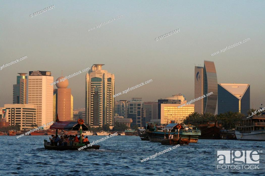 Stock Photo: Dubai.
