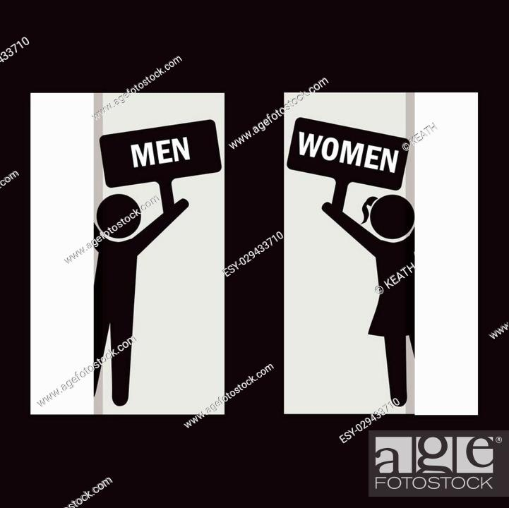 restrooms for customers only stock photos and images age fotostock2376536 Body Building Shirts #12