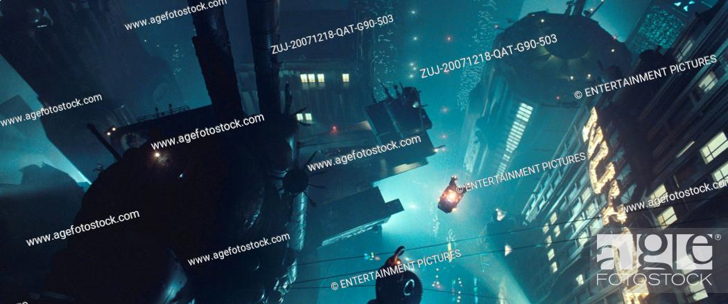 Stock Photo: RELEASE DATE: Dec 18, 2007. ORIGINAL MOVIE TITLE: Blade Runner: The Final Cut. STUDIO: World Artists. PLOT: Twenty-five years after the initial release of BLADE.