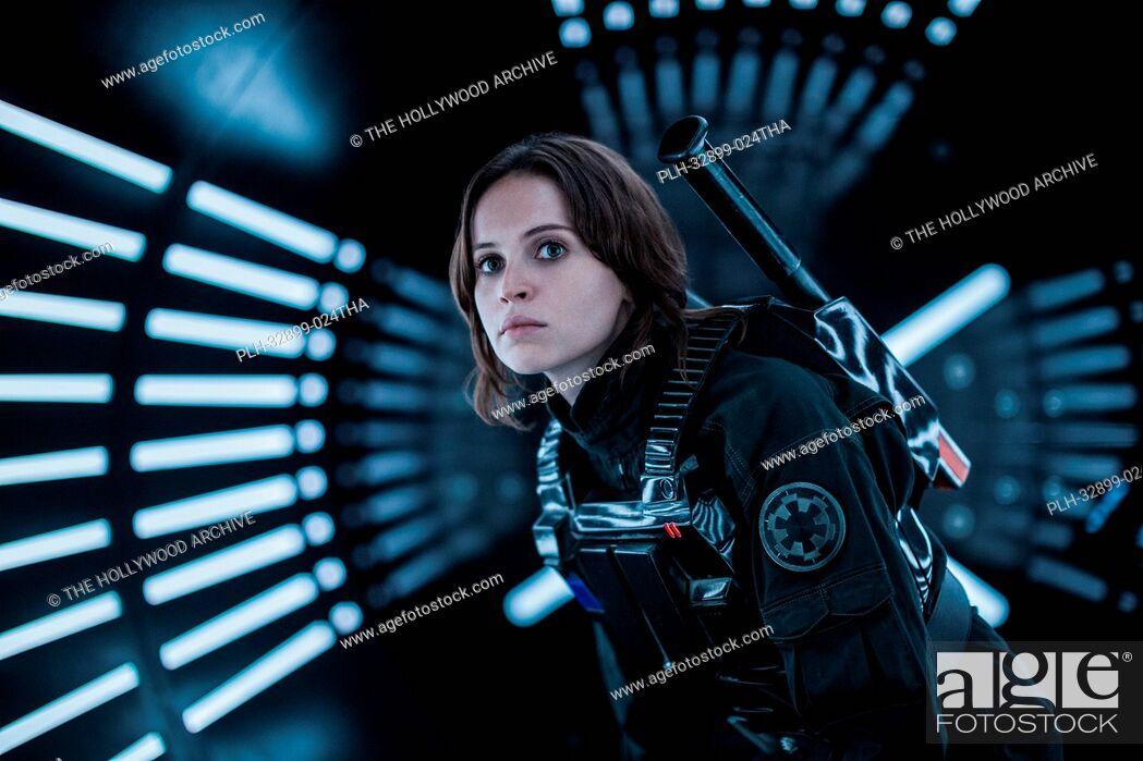 Imagen: Rogue One: A Star Wars Story. Jyn Erso (Felicity Jones).