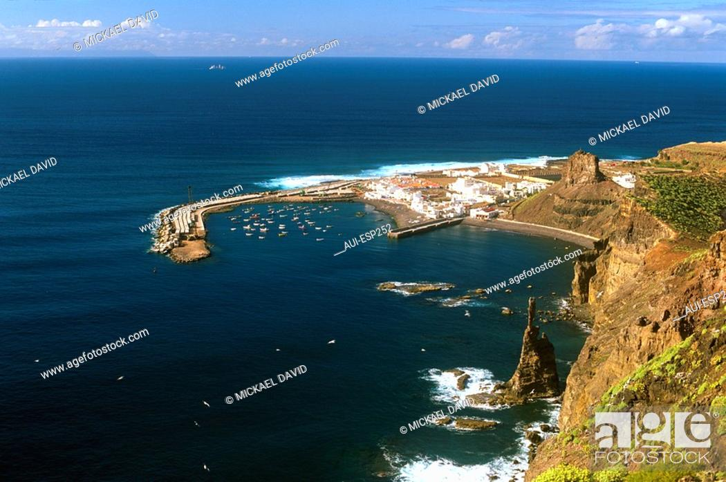 Stock Photo: Spain - Canary Islands.
