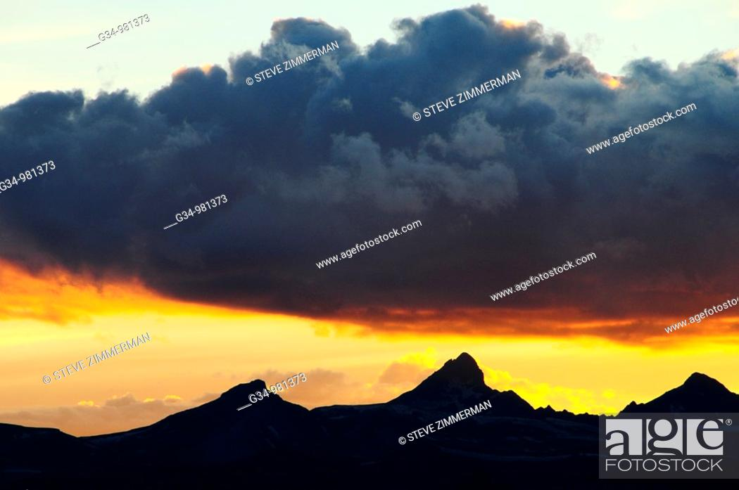 Stock Photo: Landscape. Colorado, USA.