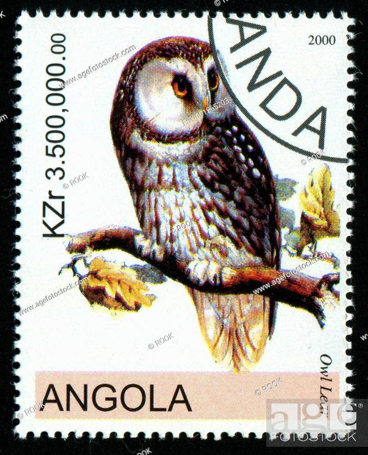 Stock Photo: postmark.