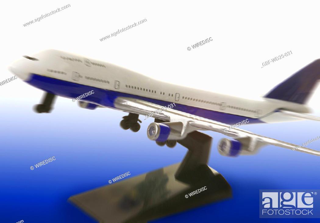 Stock Photo: Transport, Plane.