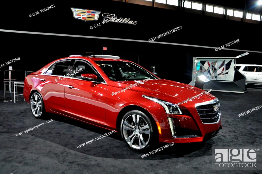 When Is The Chicago Auto Show >> Chicago Auto Show 2015 Media Preview At Mccormick Place