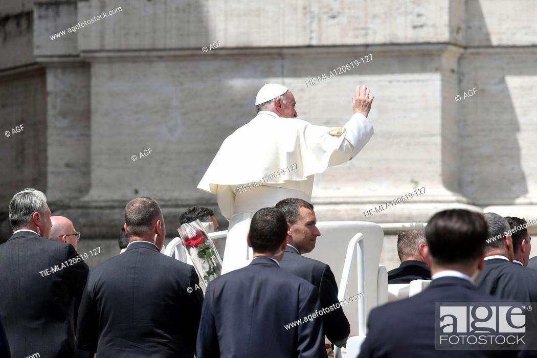 Stock Photo: Pope Francis.