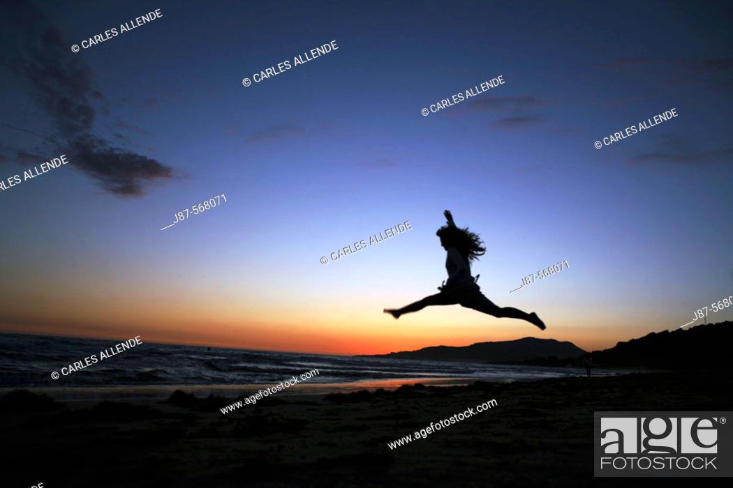 Stock Photo: Tarifa, Andalusia, Spain.