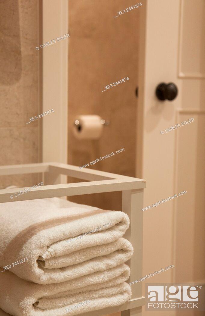 Imagen: Hotel bathroom.