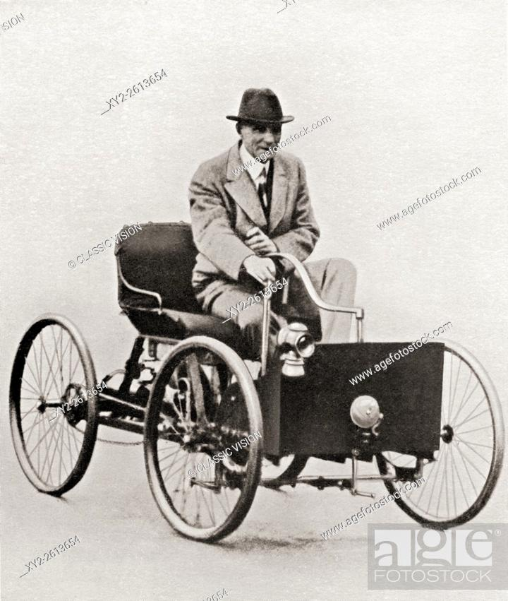 """Henry Ford, 1863 â. """" 1947. American industrialist, founder of the ..."""