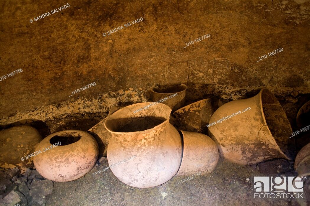 Stock Photo: Tierradentro National archeological park, UNESCO World Heritage Site, Deparment of Cauca, Colombia.
