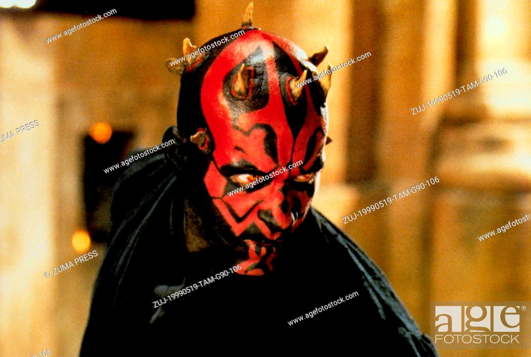 Imagen: RELEASE DATE: May 19, 1999. FILM TITLE: Star Wars: Episode I - The Phantom Menace. STUDIO: 20th Century Fox. PLOT: When the evil Trade Federation plots to take.
